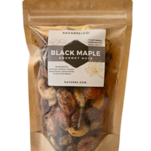 Black Maple Gourmet Nuts